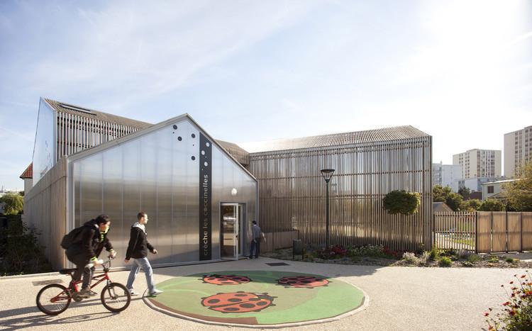 Guardería Les Coccinelles / SOA Architectes, © Clément Guillaume