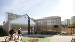 Guardería Les Coccinelles / SOA Architectes