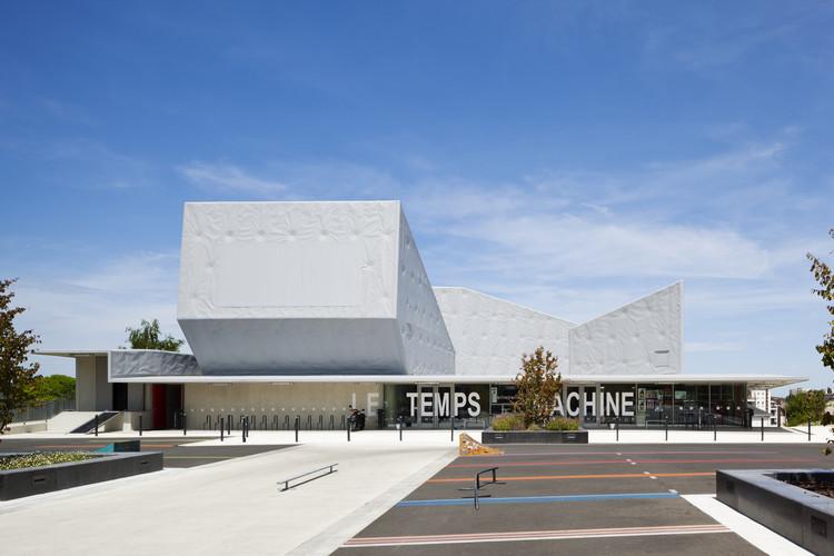 Le Temps Machine / Moussafir Architectes Associés, © Hervé Abbadie