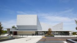 Le Temps Machine / Moussafir Architectes Associés