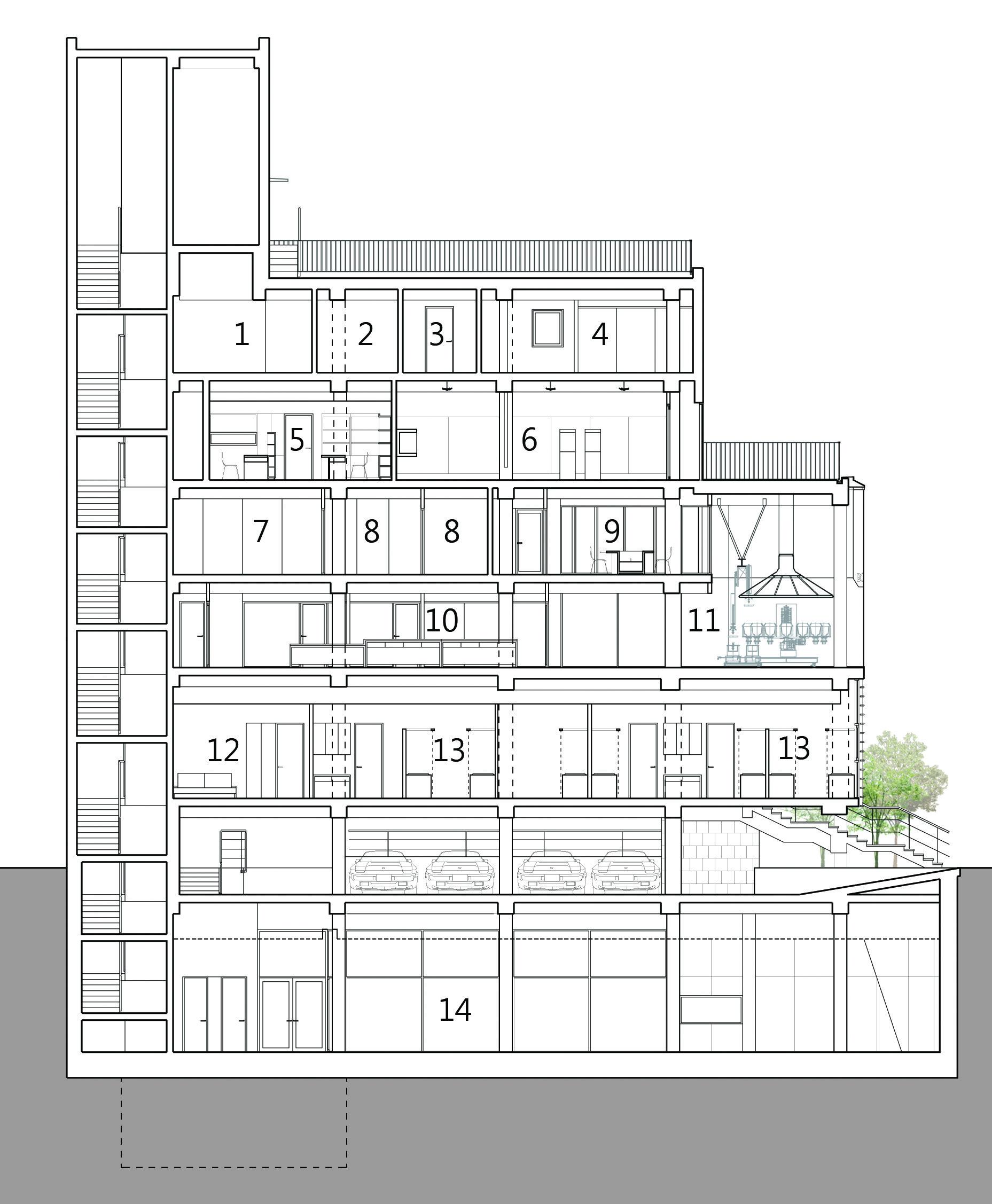 Choonwondang Oriental Clinic & Museum / Doojin Hwang Architects