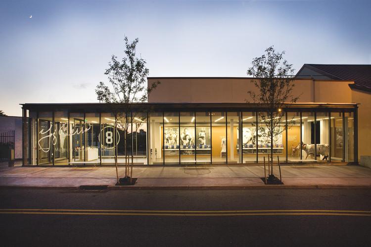 Museo y Centro de Aprendizaje Yogi Berra / ikon.5 architects, © James D'Addio