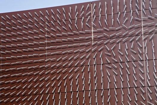 Instalación Windswept / Charles Sowers Studios , © Bruce Damonte