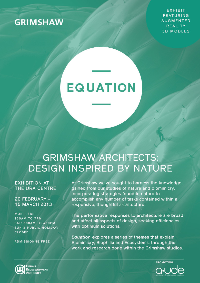Equation Exhibition, Courtesy of Grimshaw Architects