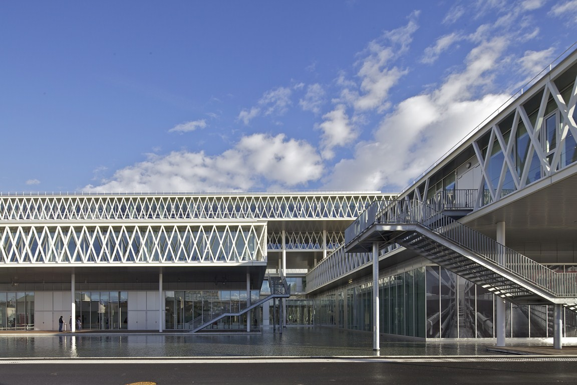 New National Archives of France / Studio Fuksas, © Philippe Ruault