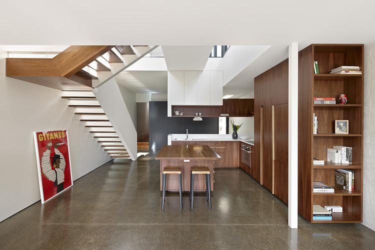 Casa en Fitzroy / AM Architecture, © Dianna Snape