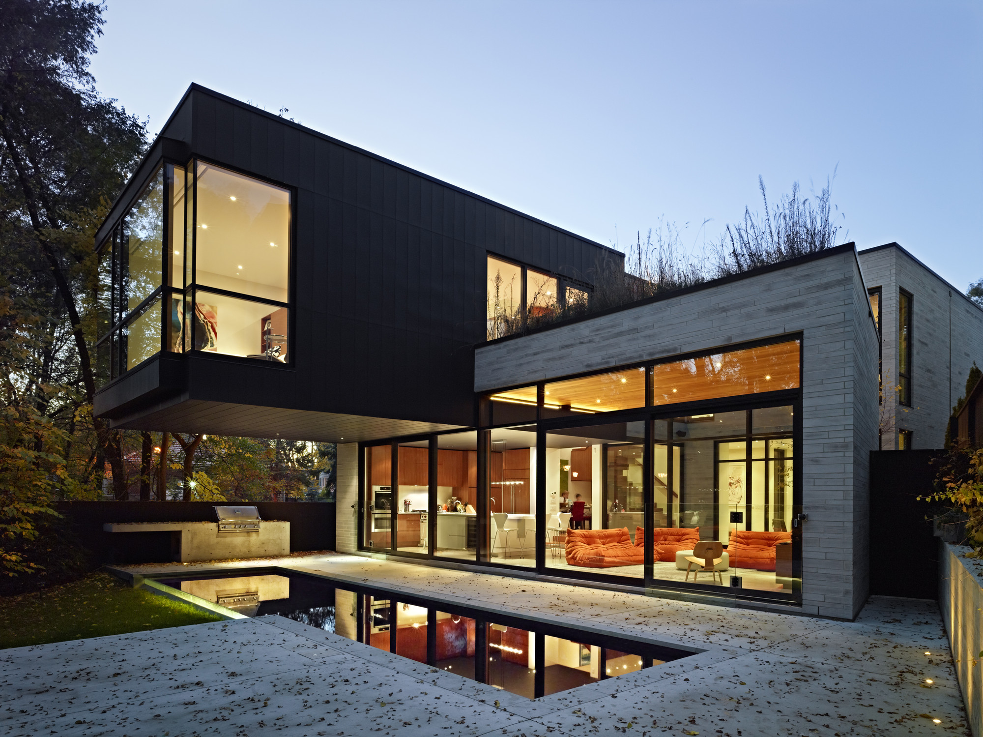 Cedarvale Ravine House / Drew Mandel Architects, Courtesy of Drew Mandel Architects