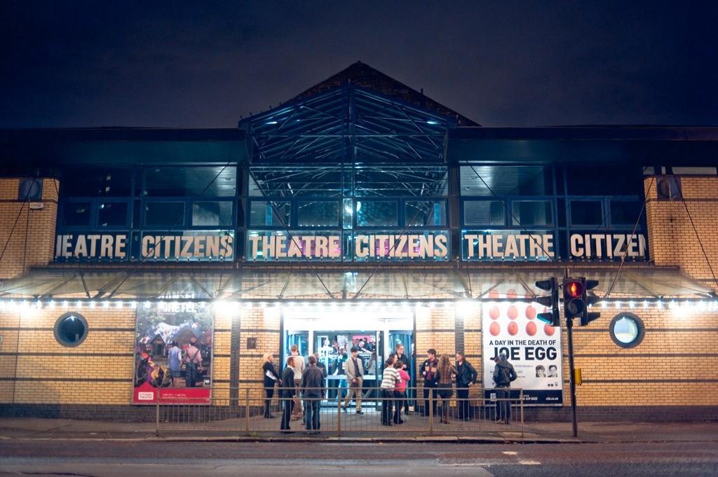 Glasgow Theatre Redesign Winning Proposal / Bennetts Associates, © Tommy Ga-Ken Wan