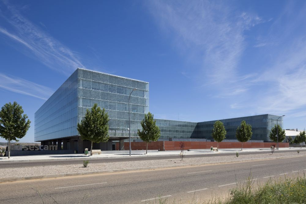 Gallery of sescam fpc bgt estudio de arquitectura 5 - Estudio arquitectura toledo ...