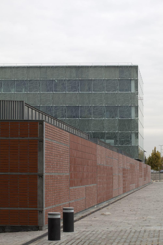 Gallery of sescam fpc bgt estudio de arquitectura 3 for Estudio de arquitectura