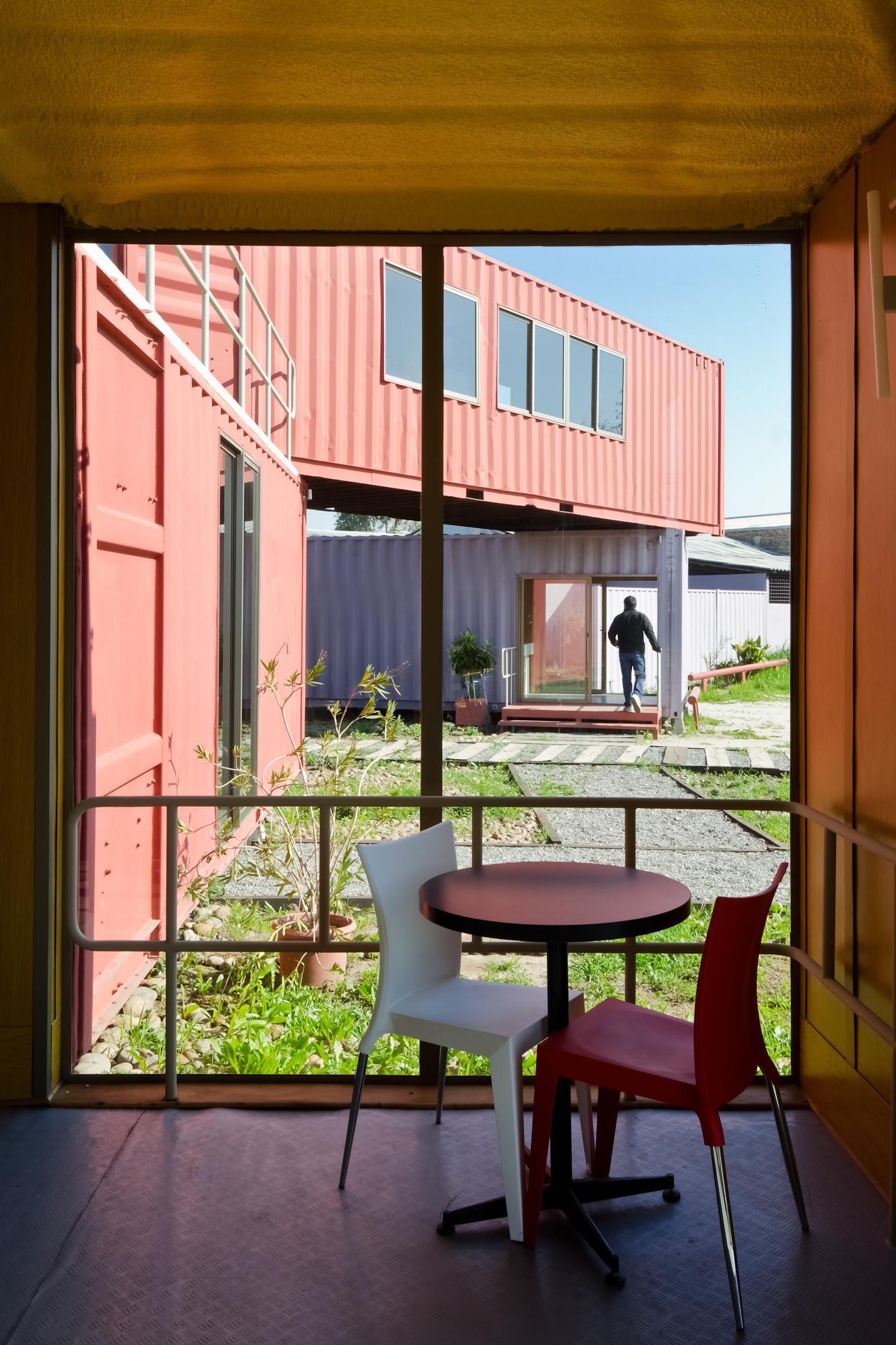 Gallery of muebles gacitua dx arquitectos 4 - Muebles guadix ...