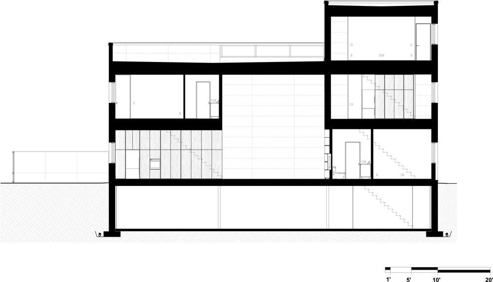 The Beaumont House / Henri Cleinge