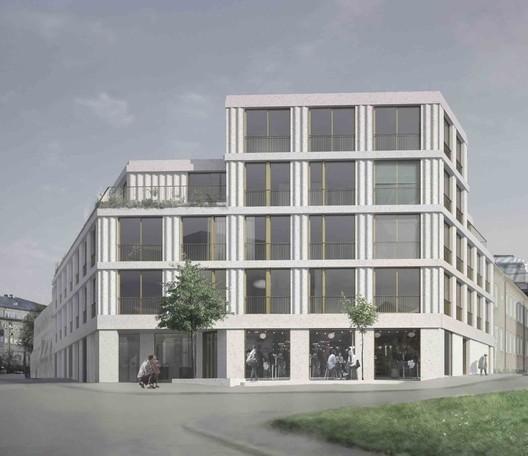 Courtesy of ETAT Architects + Spridd Architects