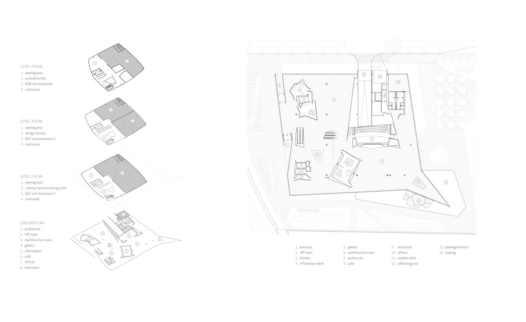 Gallery of Model Home Gallery / NADAAA - 9