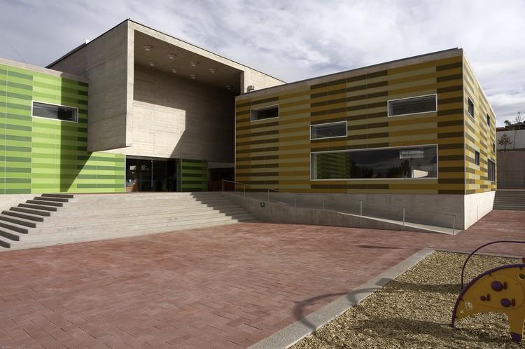 Museo Bebeleche / Vásquez Del Mercado Arquitectos, © Luis Gordoa