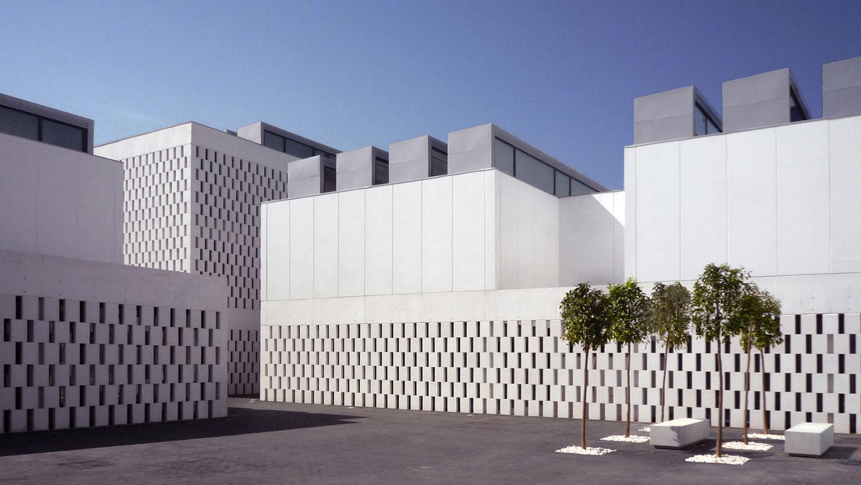 Enterprise Park in Arte Sacro / Suárez Santas Arquitectos, © Luis Asín Lapique