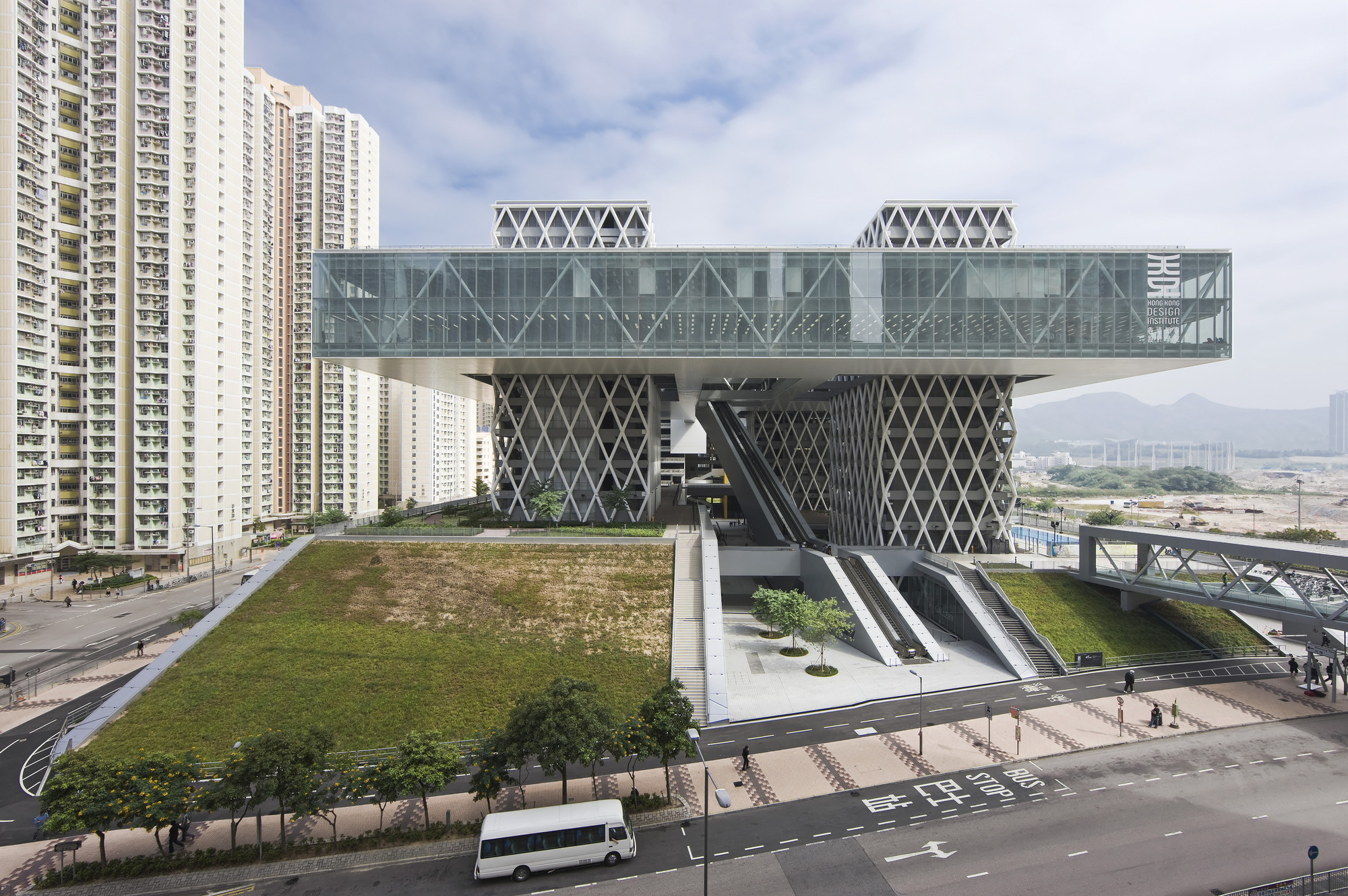 Hong Kong Institute of Design / CAAU, © Sergio Pirrone