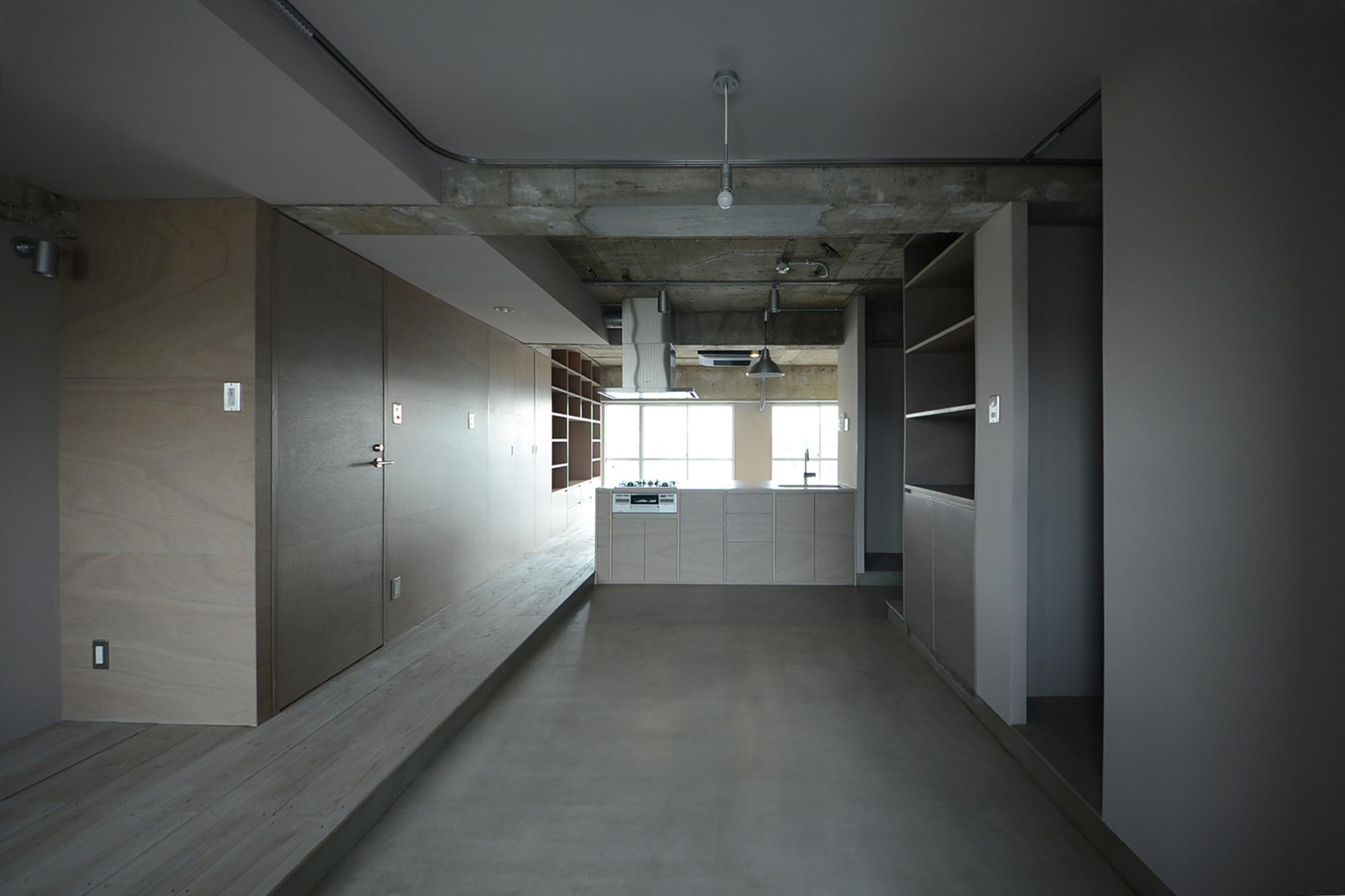 Room S / Yuichi Yoshida & associates