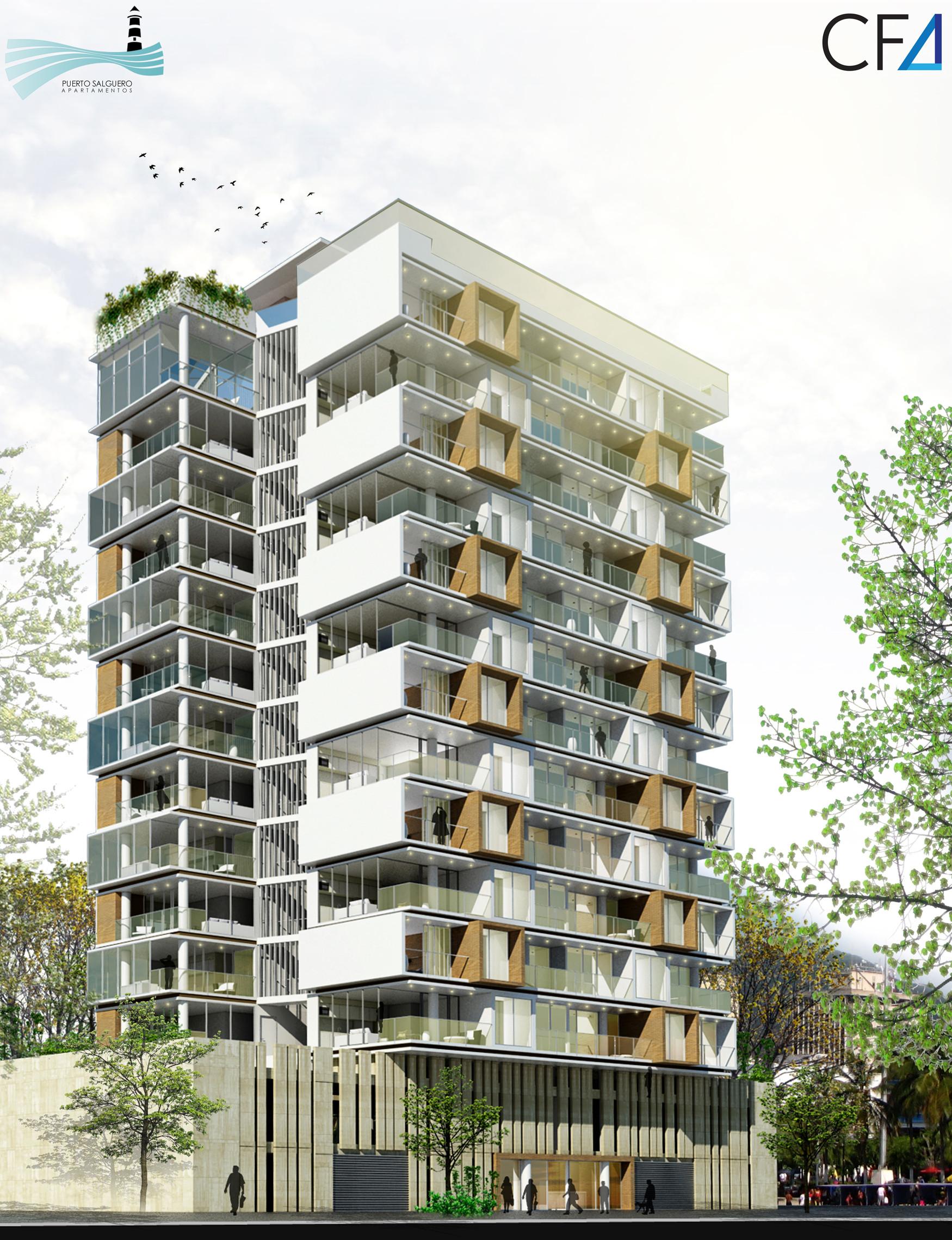 Cortesia de LGN Arquitectos + ContraFuerte Arquitectura