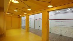 Squashynski Squash Club / BUCK.ARCHITEKCI