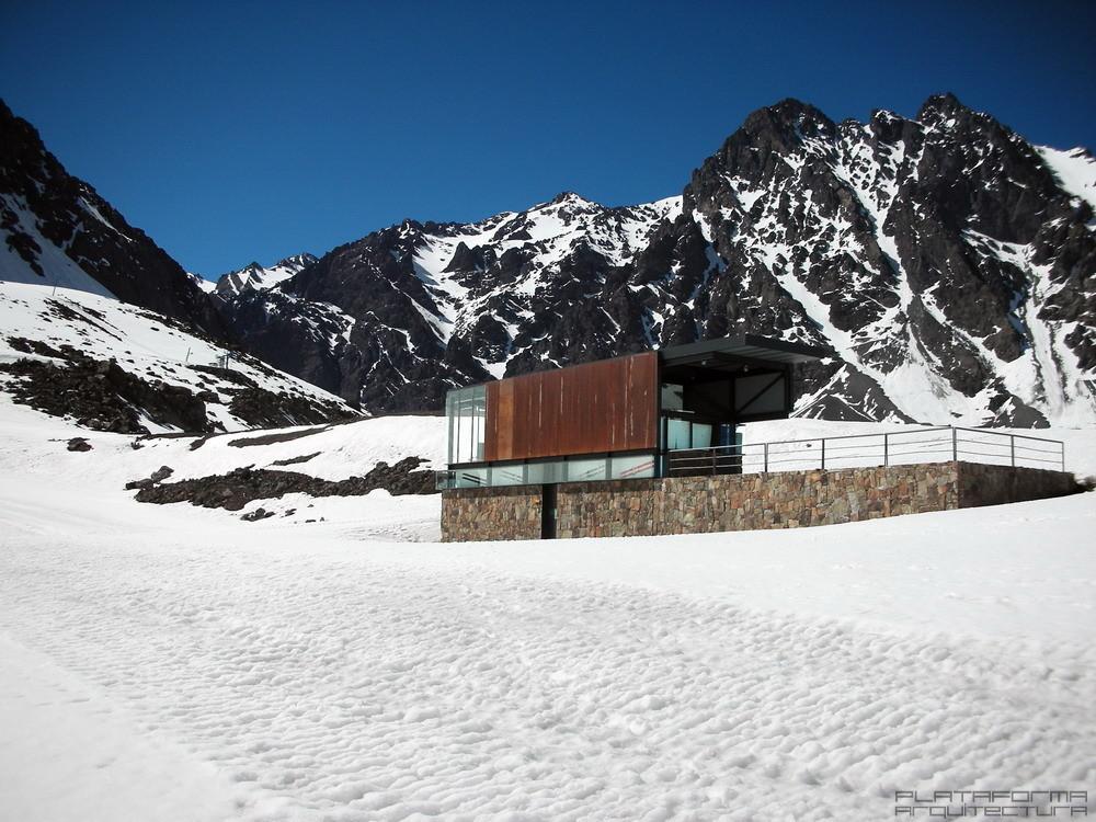 Skibox Portillo - dRN Arquitectos / dRN Arquitectos, © Max Núñez