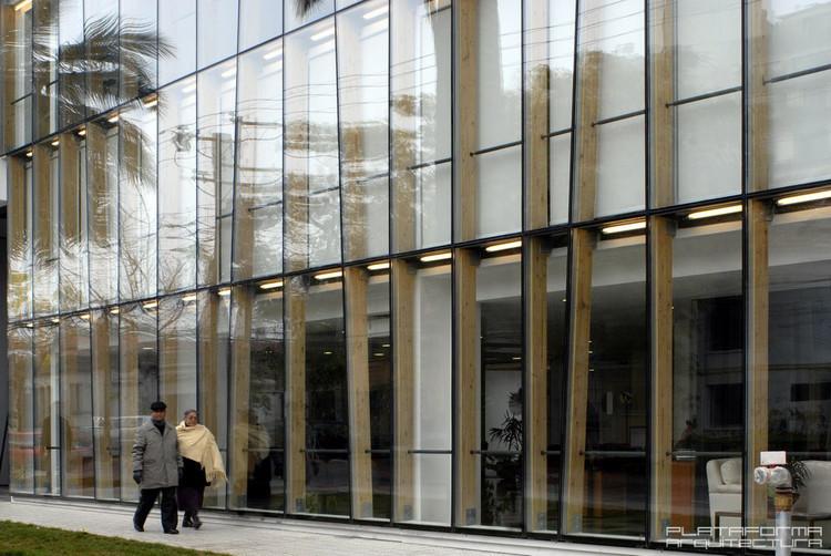 Caja de Compensación La Araucana - Alvano Riquelme Arquitectos / Renzo Alvano y Pablo Riquelme
