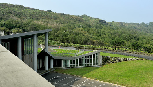 Courtesy of Wang Weijen Architecture