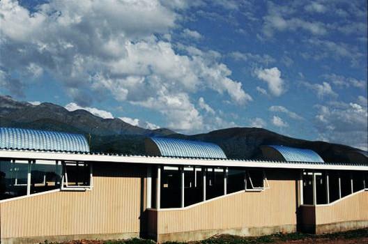 Escuela Villa El Palqui / José Cruz & Asociados, © Juan Purcell