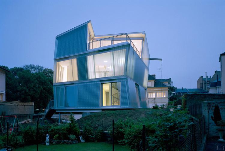 © Architectes Peripheriques (AP) y Luc Boegly (LB)