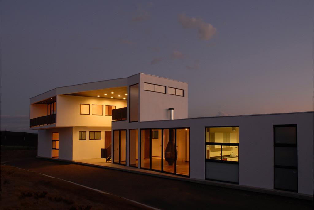 Casa Doblevista / Benjamín Murúa & Rodrigo Valenzuela, © Macarena Álvarez