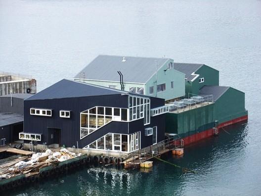 Floating Hotel / Sabbagh Arquitectos, Courtesy of Sabbagh Arquitectos