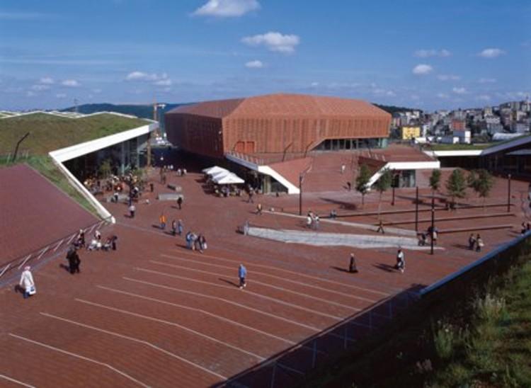 Meydan – Umraniye Retail Complex & Multiplex / FOA Foreign Office Architects