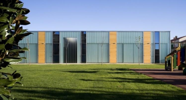 Escuela Infantil Santa Isabel / Carroquino Finner Arquitectos, © Lluis Casals
