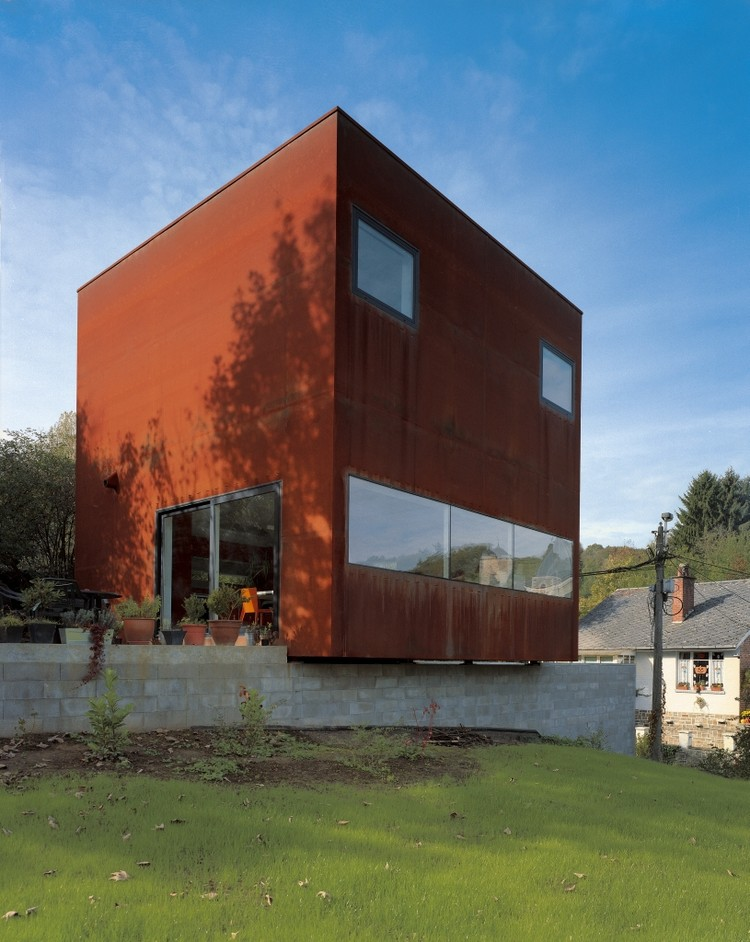 Casa Dejardin - Hendricé / Atelier d'Architecture Pierre Hebbelinck, Cortesía de Pierre Hebbelinck