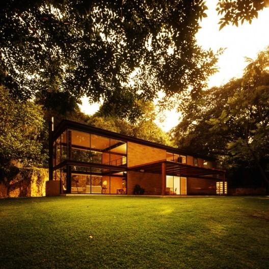 Casa Aquino / Augusto Fernandez Mas (K+A Diseño), © Fernando Cordero