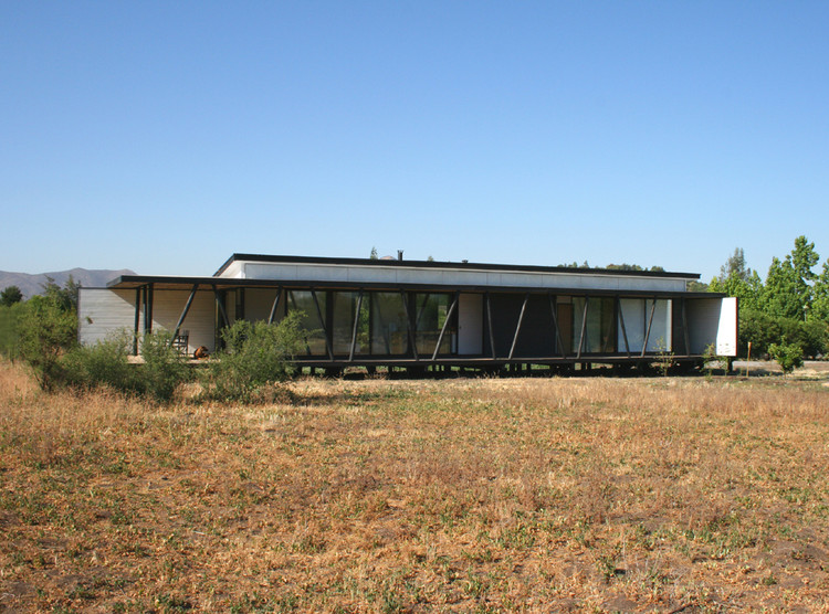 Casa Biehl / Cavagnaro Rojo Arquitectos, Cortesía de Daniel Rojo