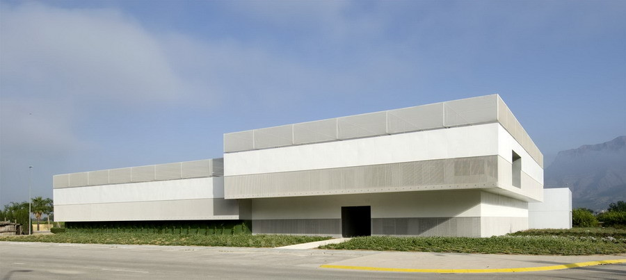 Edificio de Laboratorios y Departamentos UMH / J.M. Torres Nadal + SUBARQUITECTURA  , © Juan de la Cruz Megías