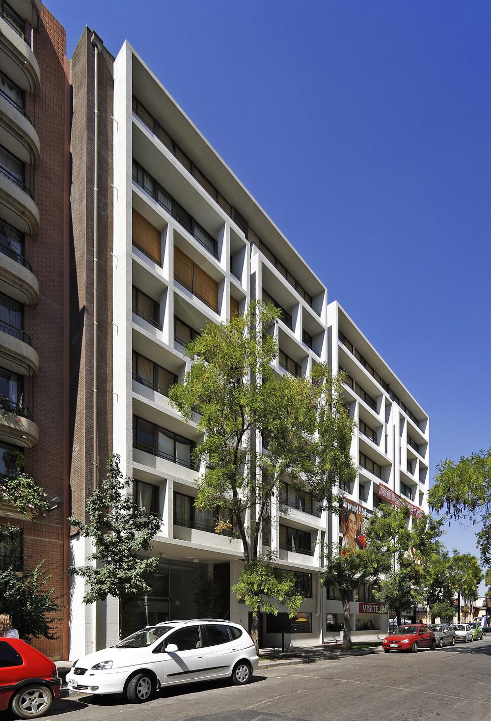 Edificio Arte Urbano / MAO Arquitectos, © Pedro Mutis