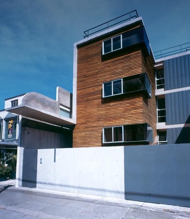 Edificio Moliere 209 / SCAP, © Paul Czitrom