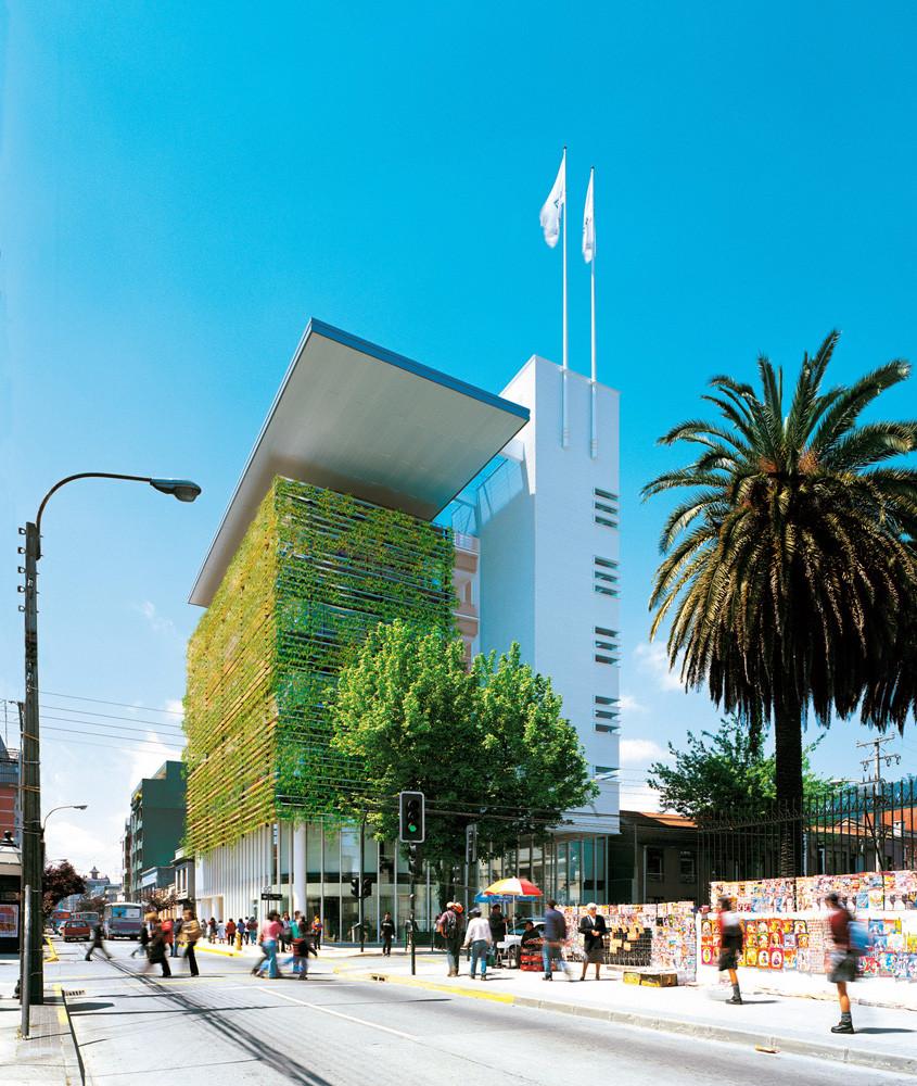 Edificio Consorcio sede Concepción / Enrique Browne, © Enrique Browne y Asociados