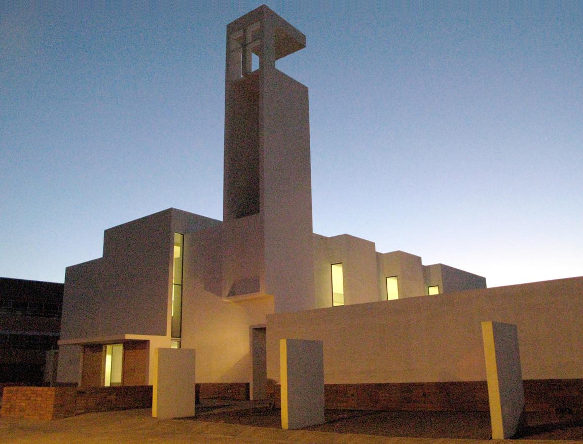 Parroquia san gabriel estudio valdes arquitectos - Estudio 3 arquitectos ...