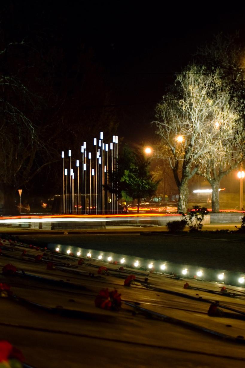 Parque De La Meditación De Chillán / Aguilar, Casassus y Rojas