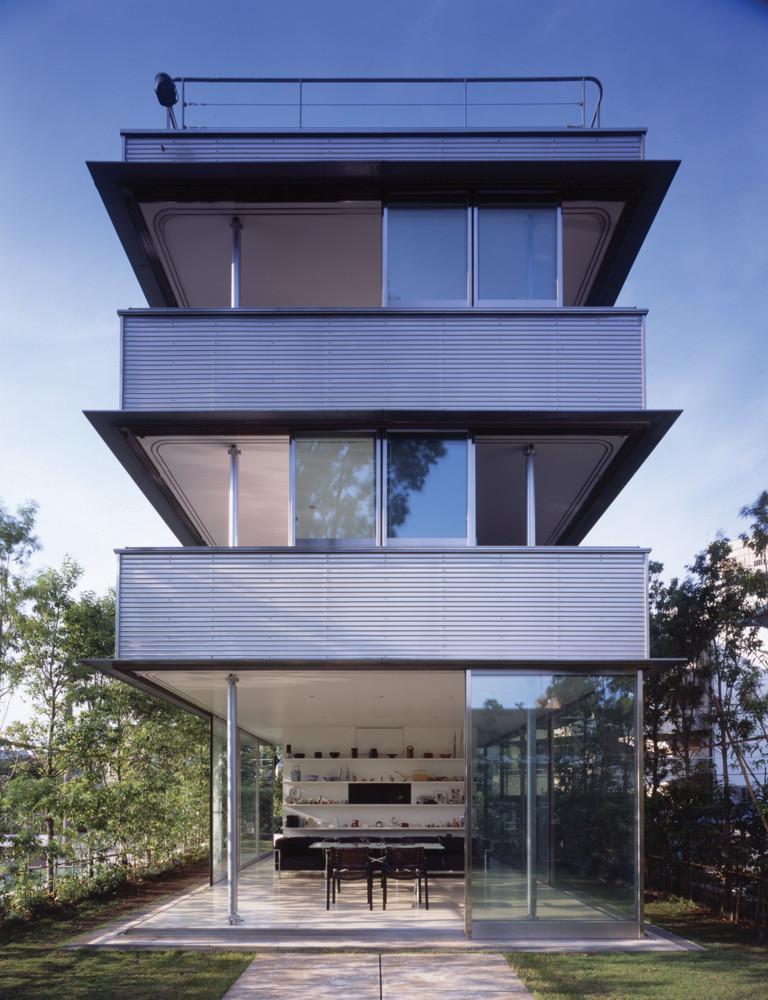 Wall less house / Tezuka Architects, © Katsuhisa Kida / FOTOTECA