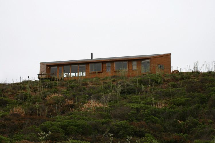 Casa en Tunquén / Cavagnaro Rojo Arquitectos, Cortesía de Cavagnaro Rojo Arquitectos