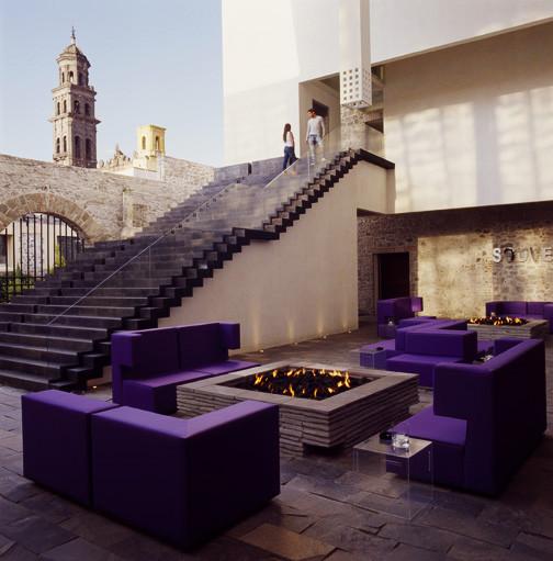 Hotel La Purificadora / LEGORRETA + LEGORRETA + Serrano Monjaraz Arquitectos, © Undine Pröhl