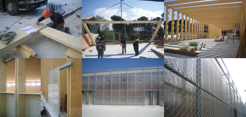 Galer a de gimnasio 704 h arquitectes 15 for Gimnasio 704 h arquitectes