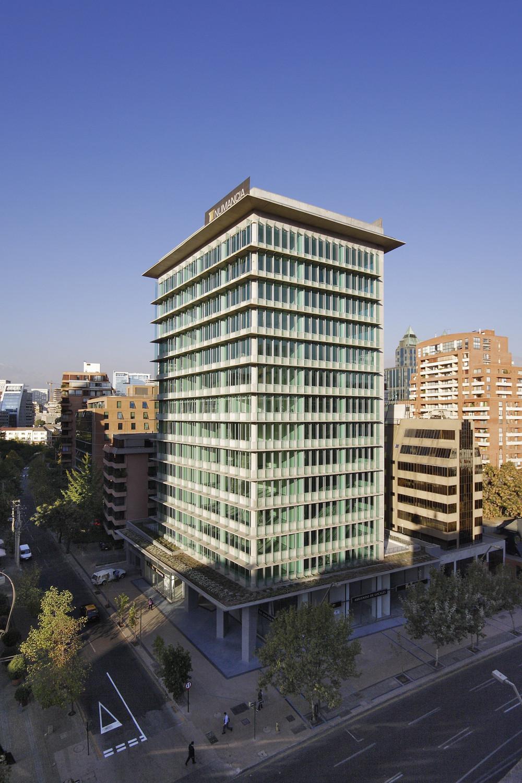 Edificio El Bosque / Murtinho + Raby Arquitectos, © Pedro Mutis