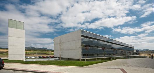 Edificio de oficinas de Tracasa / AH Arquitectos, © José Manuel Cutillas