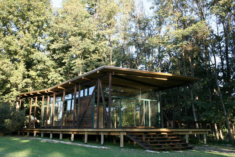 Quincho en Pirque  /  332 Arquitectos, Cortesía de 332arquitectos