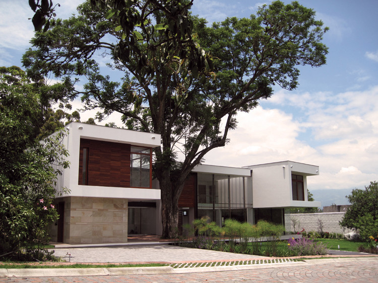Residencia Mezzé / Najas Arquitectos, Cortesía de Esteban Najas